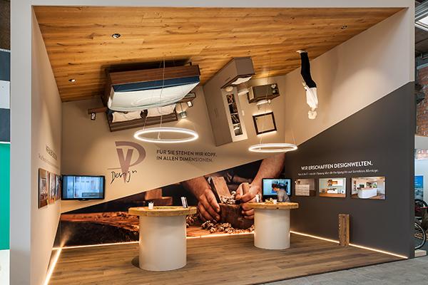 Vogel Design AG – Stand an Gwärb 2017 Ruswil