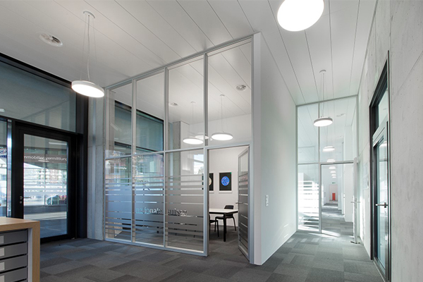 Bürobau Aarau
