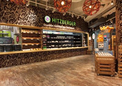 Hitzberger Take-away, HB Zürich
