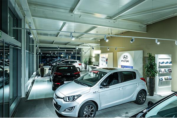 Garage Marti AG, Niedergösgen