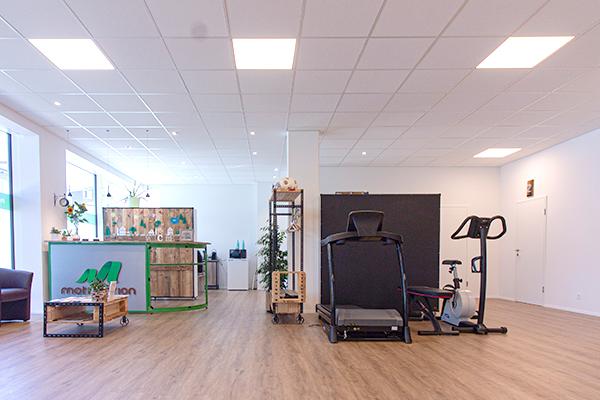 Physiotherapie Motimotion, Mellingen