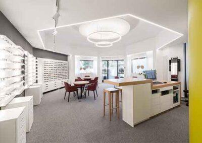 Optik Nacken GmbH, Muri
