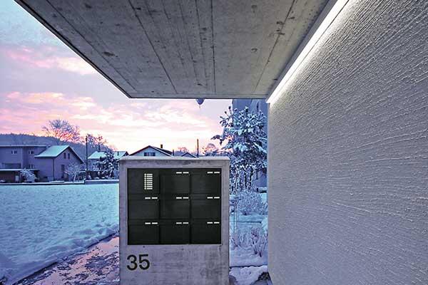Wohnüberbauung Wynapark, Gränichen