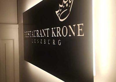 Restaurant Krone, Lenzburg