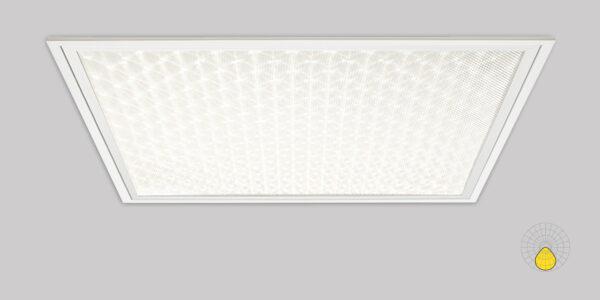 Hochwertige IP54 Einbauleuchte vom Hersteller Regiolux.