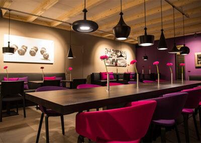 Café Mohn, Berg