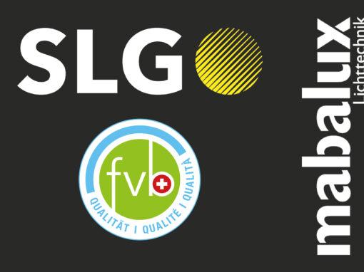 Mitglied der SLG und FVB