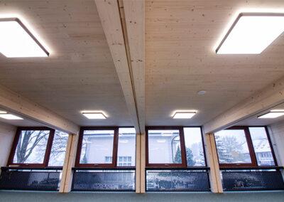 Schulhausprovisorium, Pieterlen