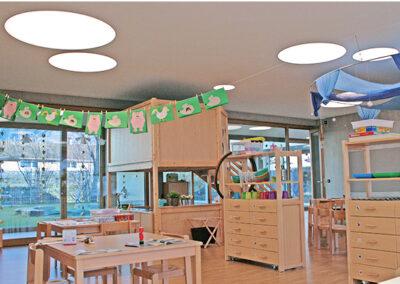 Schulanlage Räfis, Buchs (SG)